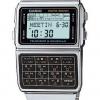 นาฬิกา คาสิโอ Casio Data Bank รุ่น DBC-610A-1A