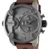 นาฬิกาข้อมือ ดีเซล Diesel SBA Only The Brave Brown Dial Men's Watch รุ่น DZ7258 ของแท้ รับประกัน 1 ปี