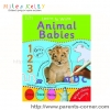 หนังสือเขียนลบได้ Animal babies