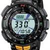 นาฬิกา คาสิโอ Casio PRO TREK DUAL-LAYER LCD รุ่น PRG-240-1VDR