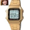 นาฬิกา คาสิโอ Casio STANDARD DIGITAL รุ่น A178WGA-1A