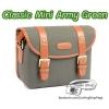 กระเป๋ากล้อง mirrorless Classic Mini Army Green