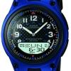 นาฬิกา คาสิโอ Casio 10 YEAR BATTERY รุ่น AW-80-2B