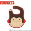 กันเปื้อน Skip hop ลาย ลิง ลดราคามากกว่า 30%