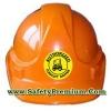 สติ้กเกอร์ติดหมวกโฟร์คลิฟต์ Authorized Forklift Driver