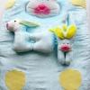 ที่นอนปิกนิคแฟนซีรูปสัตว์ (ผ้าเลอลัว) ขนาด 70 x 95 x 8 cm.