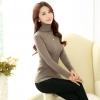 Pre-เสื้อคอเต่าแขนยาว สไตล์เกาหลี