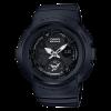 นาฬิกา Casio Baby-G Beach Traveler Pastel Bold Color series รุ่น BGA-190BC-1B (สีดำล้วน) ของแท้ รับประกัน1ปี
