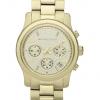 นาฬิกา Michael Kors ไมเคิล คอร์ รุ่น MK5055 Midsized Chronograph Gold Tone Womens Watch