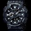 นาฬิกา Casio G-Shock GA-110TX Textile pattern series รุ่น GA-110TX-1A ของแท้ รับประกัน1ปี