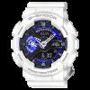นาฬิกา คาสิโอ Casio G-Shock S-Series Cool White color Collection รุ่น GMA-S110CW-7A3 ของแท้ รับประกัน1ปี