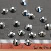 เพชรชวา AA+ สีเงินเงา ซองเล็ก เลือกขนาดด้านใน