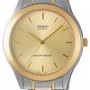นาฬิกา คาสิโอ Casio 10 YEAR BATTERY รุ่น MTP-1128G-9A