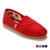 Pre-รองเท้าToms สีเขียวขี้ม้า,สีเทา,สีแดง,สีดำ,สีน้ำเงิน มีลายด้านใน ใส่สบาย