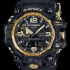 นาฬิกา Casio G-Shock Premium model MUDMASTER Black & Gold series รุ่น GWG-1000GB-1A ของแท้ รับประกัน1ปี