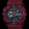นาฬิกา Casio G-Shock Limited Bordeaux Wine color series รุ่น GA-110EW-4AJF (ไม่วางขายในไทย) ของแท้ รับประกัน1ปี (นำเข้าJapan)