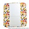 ผ้ารองเสริม Memory Foam สำหรับเปลี่ยนผ้าอ้อมแบบพกพา Ah Goo Baby - Poppy