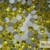 เพชรชวาAA สีเหลือง ขนาด ss8 ซองเล็ก บรรจุประมาณ 80-100 เม็ด