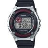 นาฬิกา Casio STANDARD DIGITAL รุ่น W-216H-1CV ของแท้ รับประกัน 1 ปี