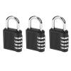 กุญแจรหัส 4 หลัก (EMIUP Lock) หนา 6mm (x3ชิ้น)
