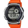 นาฬิกา Casio 10 YEAR BATTERY รุ่น AE-1000W-4BV ของแท้ รับประกัน 1 ปี