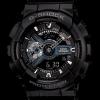 นาฬิกา คาสิโอ Casio G-Shock Standard Analog-Digital รุ่น GA-110-1B (BLACK HAWK)