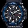 นาฬิกา Casio G-Shock นักบิน GRAVITYMASTER GPS Hybrid Waveceptor with Bluetooth GPW-2000 series รุ่น GPW-2000-1A2 ของแท้ รับประกัน1ปี