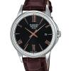 นาฬิกา คาสิโอ Casio BESIDE 3-HAND ANALOG รุ่น BEM-126L-1AV