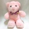 ตุ๊กตาหมีสีชมพู Anee park ขนาด 10 นิ้ว