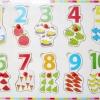 จิ๊กซอว์เสริมทักษะชุดเรียนรู้ตัวเลข