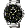 นาฬิกา คาสิโอ Casio STANDARD Analog'men รุ่น MTD-1076D-1A3V
