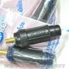 WELPRO Dinse Plug Connector 25P for AC ARC Black แบบเขี้ยว