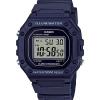 นาฬิกา Casio STANDARD DIGITAL W-218 series รุ่น W-218H-2BV ของแท้ รับประกัน1ปี