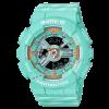 นาฬิกา Casio Baby-G BA-110CH CHANCE series รุ่น BA-110CH-3A (มิ้นท์คัพเค้ก) ของแท้ รับประกัน1ปี