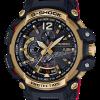 นาฬิกา Casio G-Shock 35th Anniversary Limited Edition GOLD TORNADO 2nd series รุ่น GPW-2000TFB-1A ของแท้ รับประกัน1ปี