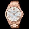 นาฬิกา คาสิโอ Casio SHEEN MULTI-HAND รุ่น SHE-3806PG-7A ของแท้ รับประกัน1ปี