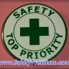 เข็มกลัด Safety - Top Priority 58 mm