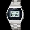นาฬิกา คาสิโอ Casio STANDARD DIGITAL Classic Silver Tone รุ่น B640WD-1AV