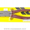 """KEIBA คีมปากจิ้งจก ET-508 ด้ามแดง 8"""""""