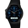 นาฬิกา คาสิโอ Casio STANDARD ANALOG-DIGITAL รุ่น AW-90H-2BV