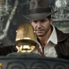 Hot Toys MMS DX05 Indiana Jones & The Raiders Of The Lost Ark 1/6 Scale Figure NEW