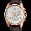 นาฬิกา Casio EDIFICE MULTI-HAND รุ่น EFB-301JL-7A (Made in Japan) ของแท้ รับประกัน 1 ปี