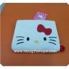 สมุดโน๊ต ลาย Hello Kitty สามารถถอดปลอกเปลี่ยนสมุดใหม่ได้(ซื้อ 6 ชิ้น ราคาส่งชิ้นละ 130 บาท)