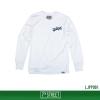 เสื้อยืดแขนยาว 7TH STREET - รุ่น Softtech | White