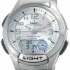 นาฬิกา คาสิโอ Casio 10 YEAR BATTERY รุ่น AQ-180WD-7B