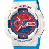 นาฬิกา คาสิโอ Casio G-Shock Limited model Red&Blue series รุ่น GA-110AC-7A โดเรม่อน