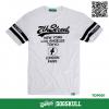 เสื้อยืด 7TH STREET - รุ่น 7TH TOP CITY| WHITE