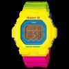 นาฬิกา คาสิโอ Casio Baby-G Standard DIGITAL รุ่น BG-5607-9DR สีรุ้ง (หายากมากๆ)