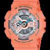 นาฬิกา คาสิโอ Casio G-Shock Limited Dusty Neon Series รุ่น GA-110DN-4A สีแซลมอน salmon