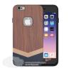 เคสกันกระแทก Apple iPhone 6 Plus / 6S Plus [Wood Series] จาก Slicoo® [Pre-order USA]